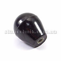 Ручка зажимная тип-4 35х44 мм М8 карболит (0187)