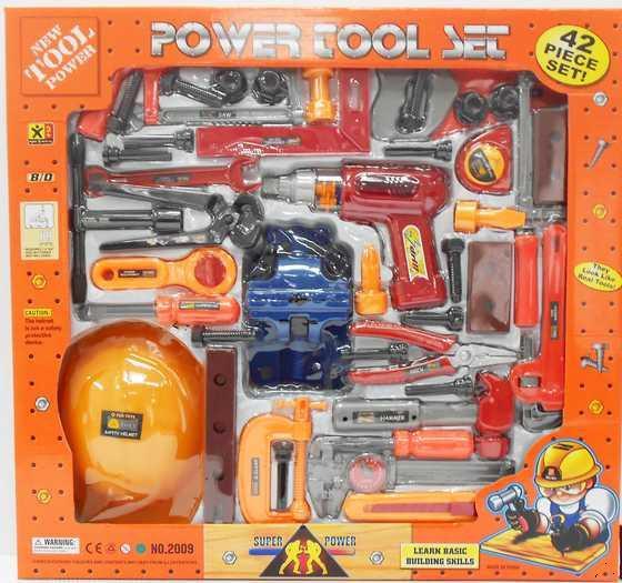 Детский набор инструментов 2009.
