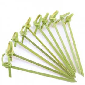 Палочки бамбуковые с узелком 18мм 100 шт/уп