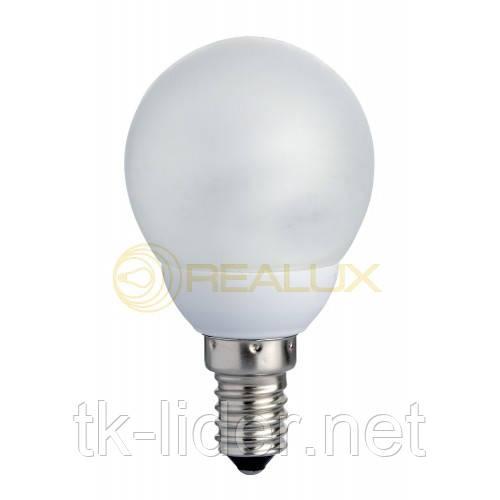 Энергосберегающая лампа  Realux 9W E27 6400k bulb