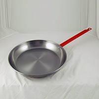Сковорода низкая нержавеющая сталь 26см, Garcima