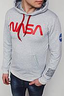 Мужская кофта худи НАСА