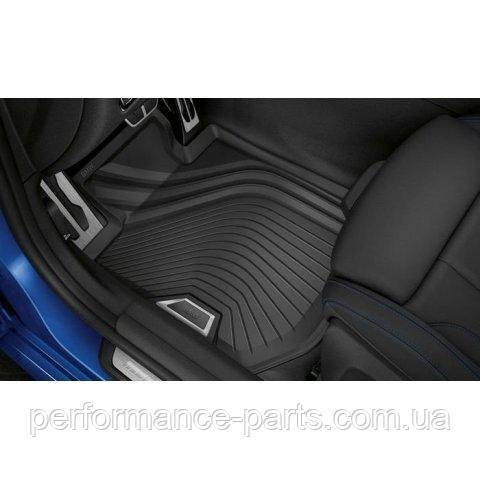 Коврики оригинальные для BMW 3 (G20) передние всепогодные
