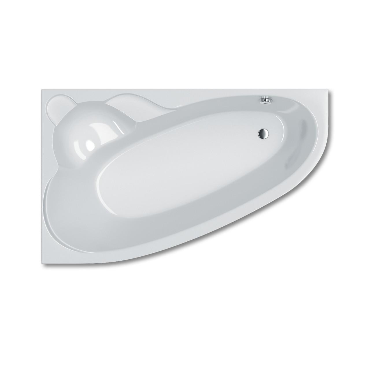 Ванна Nadine 170х100 L-УЦІНКА