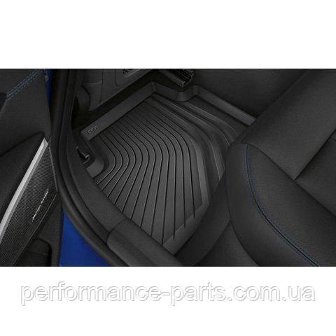 Коврики оригинальные для BMW 3 (G20) задние всепогодные