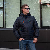 Куртки мужские осенние от производителя  50-58 синий