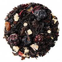 Черный цейлонский чай с лесными ягодами Ягодная гравитация Space Coffee 50 грамм