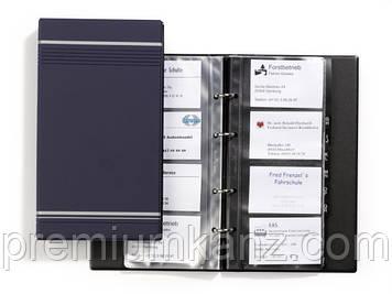 Папка для слайдеров (визитница) на 200 визитных карточек  VISIFIX® 200  DURABLE