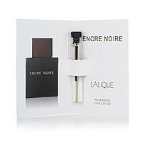 5 мл мини парфюм пробник Encre Noire Lalique - (М)