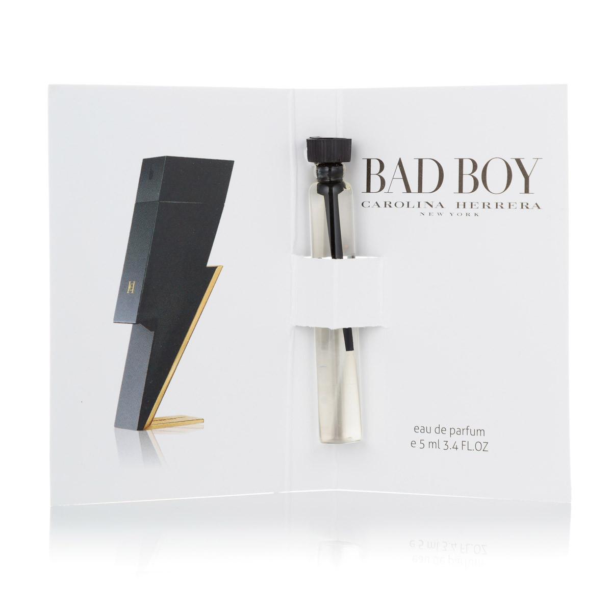 5 мл мини парфюм пробник Carolina Herrera Bad Boy - (М)