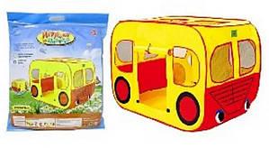 "Палатка 8120 ""Автобус"",в пакете  , 120*70*78"
