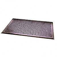 Мягкий резиновый коврик, 91,5х152,5см, черный Pro Master арт.10052