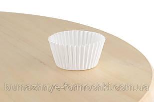Бумажные формочки для выпечки кексов,  45х35 мм