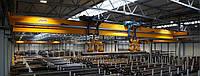 Демонтаж - монтаж грузоподъемного оборудования, мостовых кранов, козловых кранов, кран-балок