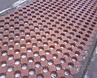Форма для изготовления тротуарной плитки Эко