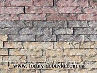 Формы фасадной плитки Термополиуретан