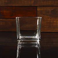 Квадратный подсвечник 12 х 12 х 12 см (УЦЕНКА), фото 1