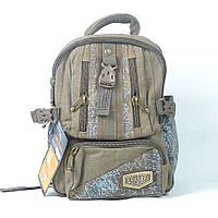 Рюкзак з брезенту Gold Be хакі