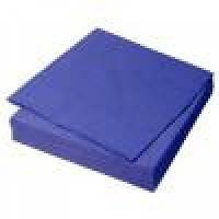 Салфетка синяя 3-х сл., 33х33 см, 200 шт/уп AHA Pro Master арт.77117