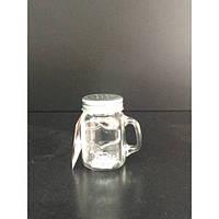 Диспенсер для соли и перца стеклянный 150мл с ручкой Pro Master арт.79731