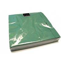 Салфетка зеленая 3-х сл.,33х33 см 20 шт/уп ФАВОРИТ Pro Master арт.77069