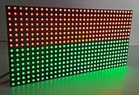 Модуль дисплей Led P10 16х32 1/4 IP65 smd RGB зовнішнього застосування світлодіодного екрану, фото 1