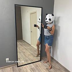 Дзеркало в повний зріст чорне Bolton