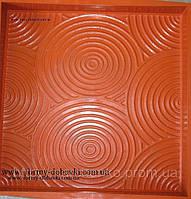 Полиуретановые формы для плитки 30*30