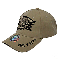Кепка Navy Seal TAN BE0442UA, КОД: 1266016