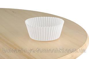 Бумажные формочки для выпечки кексов, 45х30 мм