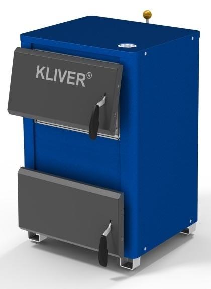 Котел на твердом топливе Кливер, KLIVER 18 кВт