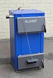 Котел на твердом топливе Кливер, KLIVER 18 кВт, фото 2