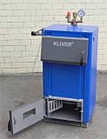 Котел на твердом топливе Кливер, KLIVER 18 кВт, фото 5