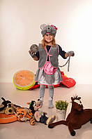 Карнавальный костюм Мышка девочка