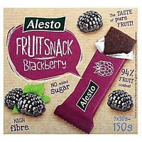Alesto Fruit Snack Blackberry 150 g