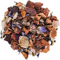 Фруктовий чай з яблуком, персиком, мелісою Космічна невагомість Space Coffee 50 грам