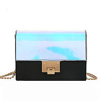 Голограммная лаковая сумка , фото 1