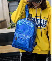 Рюкзак голографический среднего размера, фото 1