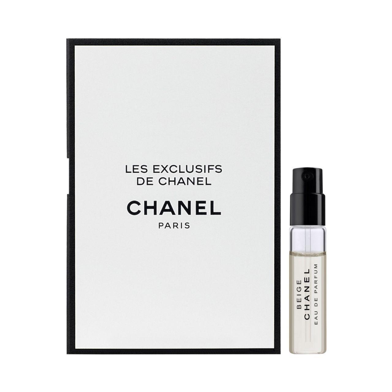 ПРОБНИК 1,5 ml парфумована вода CHANEL Beige Les Exclusifs de Chanel жіночі духи, солодкий квітковий аромат