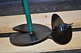 Бур садовый ручной (120 мм,170 мм), фото 2