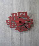 Авторские часы  римские цифры, фото 2