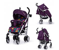 "Коляска прогулочная CARRELLO ""Allegro"", Kitty Purple, CRL-10101/1KittyPurple"