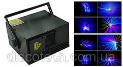 Лазер анимационный LanLing L-1W Transformer 1W RGB 15KPPS ILDA