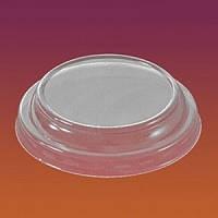 Крышка пластиковая прозрачная глухая для стакану 71820 100 шт/уп Pro Master арт.71821
