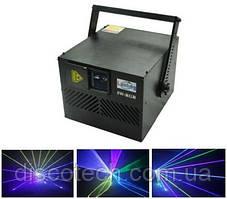 Лазер анимационный LanLing L-4W Transformer 4W RGB 25KPPS ILDA