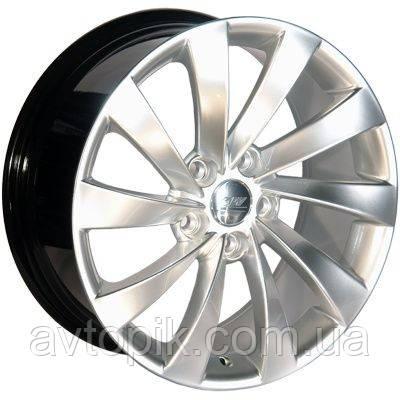 Литые диски Allante 171 R17 W7.5 PCD5x112 ET40 DIA73.1 (HS)
