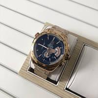 Наручные часы в стиле TAG Heuer Grand Carrera Calibre 36 RS Steel Gold-Black