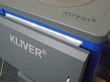 Твердопаливні котли Котел KLIVER Клівер 18П (плита), фото 2