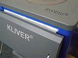Твердотопливные котлы KLIVER  Котел Кливер 18П (плита), фото 2