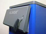 Твердотопливные котлы KLIVER  Котел Кливер 18П (плита), фото 3